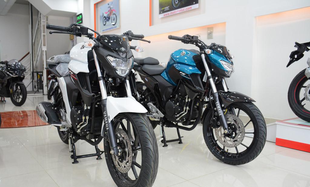 Yamaha Fz25 2019