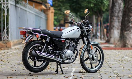 Yamaha YB125SP 2019