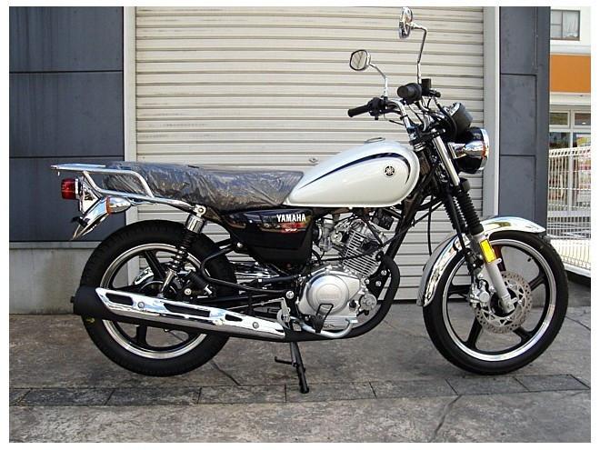 Yamaha YB 125 SP 2019