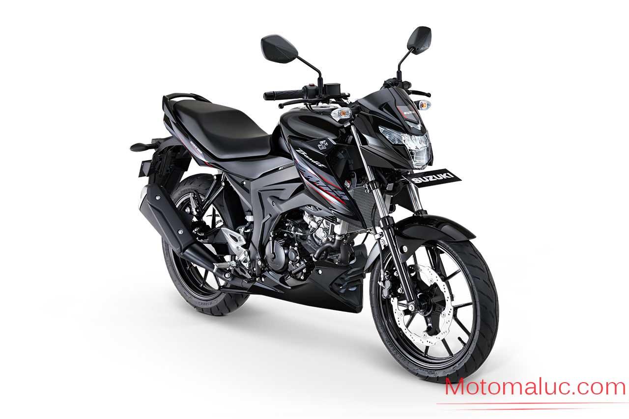 Suzuki GSX150 Bandit 2019