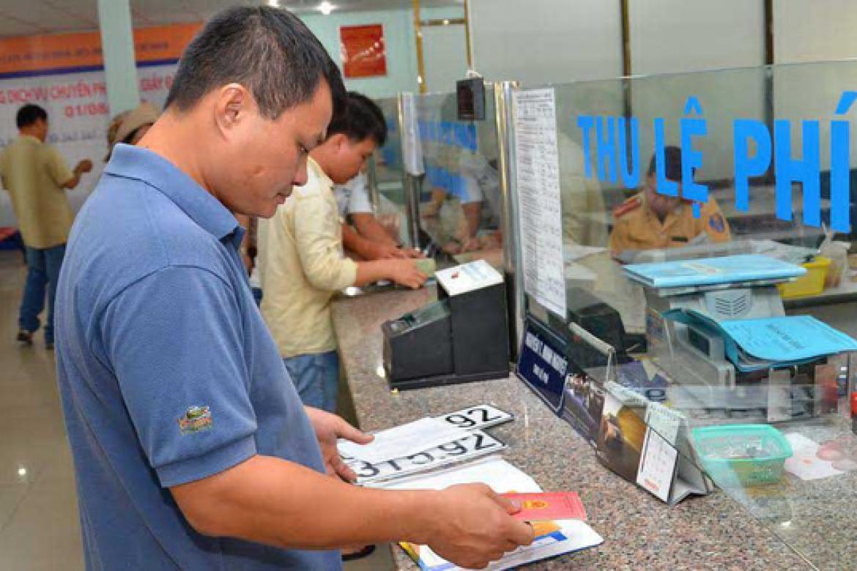 Hướng dẫn thủ tục tự đăng ký biển số xe máy nhập khẩu