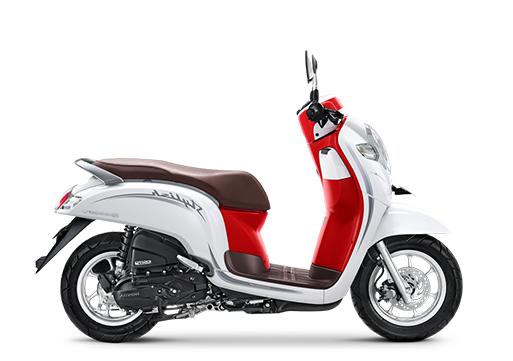 Honda Scoopy 2020 Indonesia