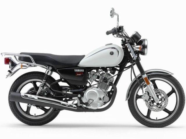 Yamaha YB125SP 2018 nhập khẩu