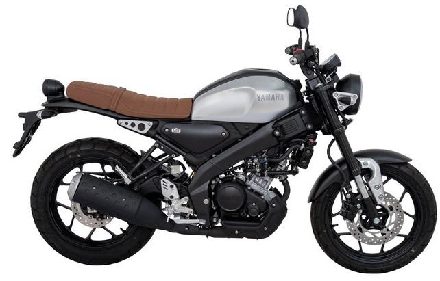 Yamaha XSR155 2019 Cafe Race